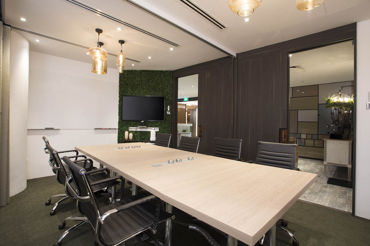 Cityhub @ Raffles City Boardroom