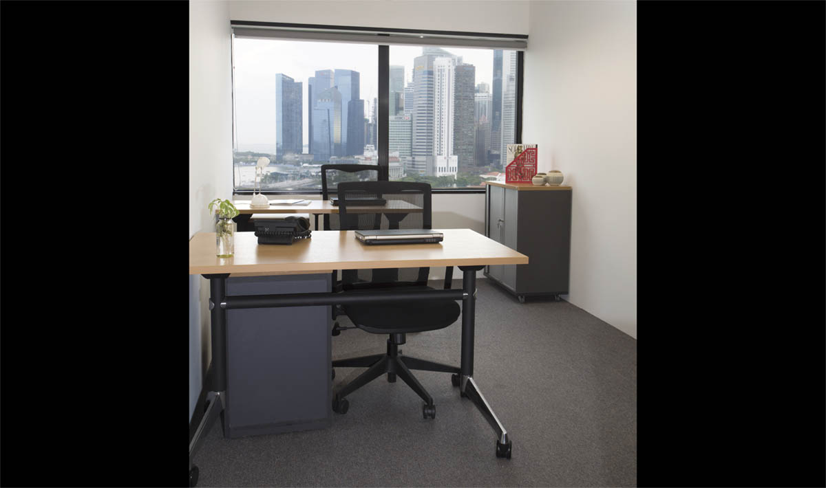 Cityhub @ Raffles City Office